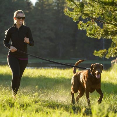 Ruffwear Roamer Leash Jogging Lead - Obsidian Black