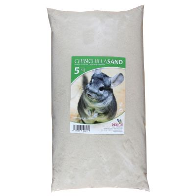 Sable de bain pour chinchilla