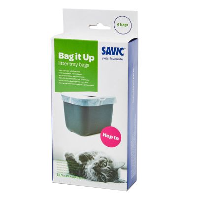 Sacchetti igienici Savic Bag it Up Litter