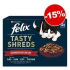 Sachets Felix Succulent Grill 12 x 80 g pour chat : 15 % de remise !