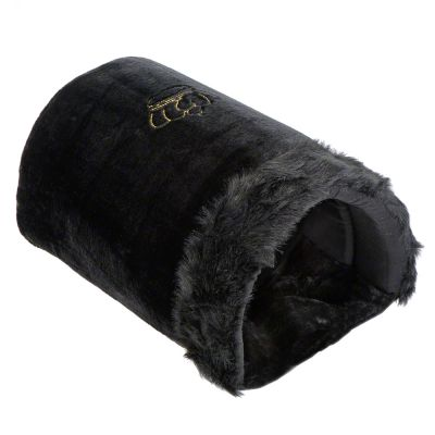 Saco Royal Pet negro para gatos