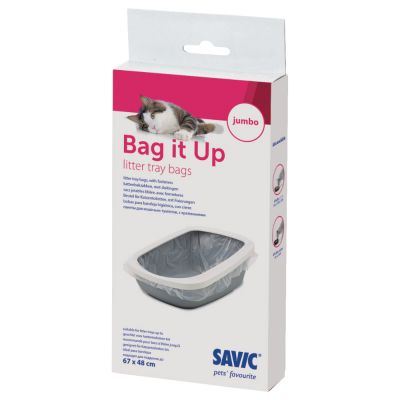 Sacs à litière Savic Bag it Up pour chat