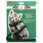 Sada pro koťata - popruh a vodítko