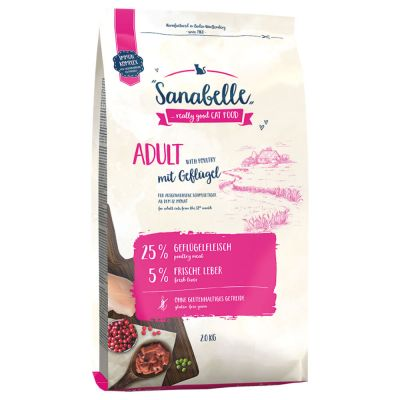 Sanabelle Adult con ave