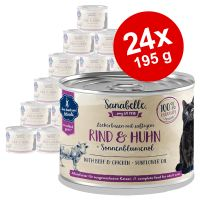 Sanabelle All Meat 24 x 195 g