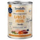 Sanabelle All Meat 6 x 380 g pour chat
