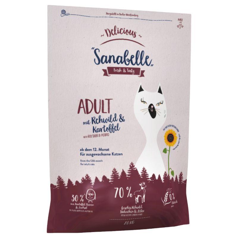 Sanabelle Delicious Adult with Venison & Potato