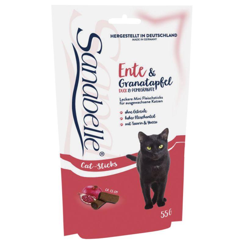 Sanabelle Grain-Free Cat Sticks 55g