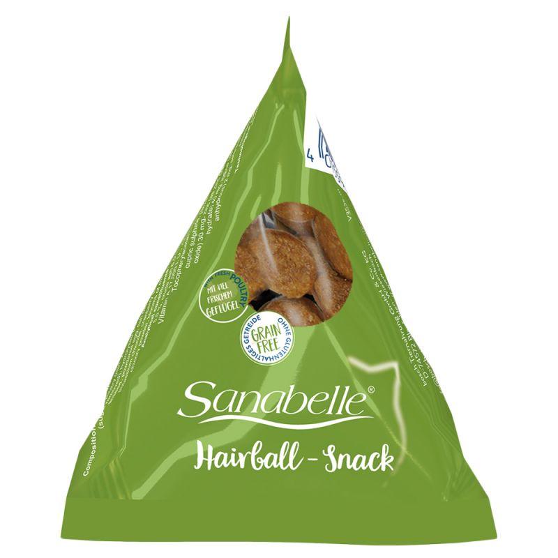 Sanabelle Hairball Snack en tetrapack