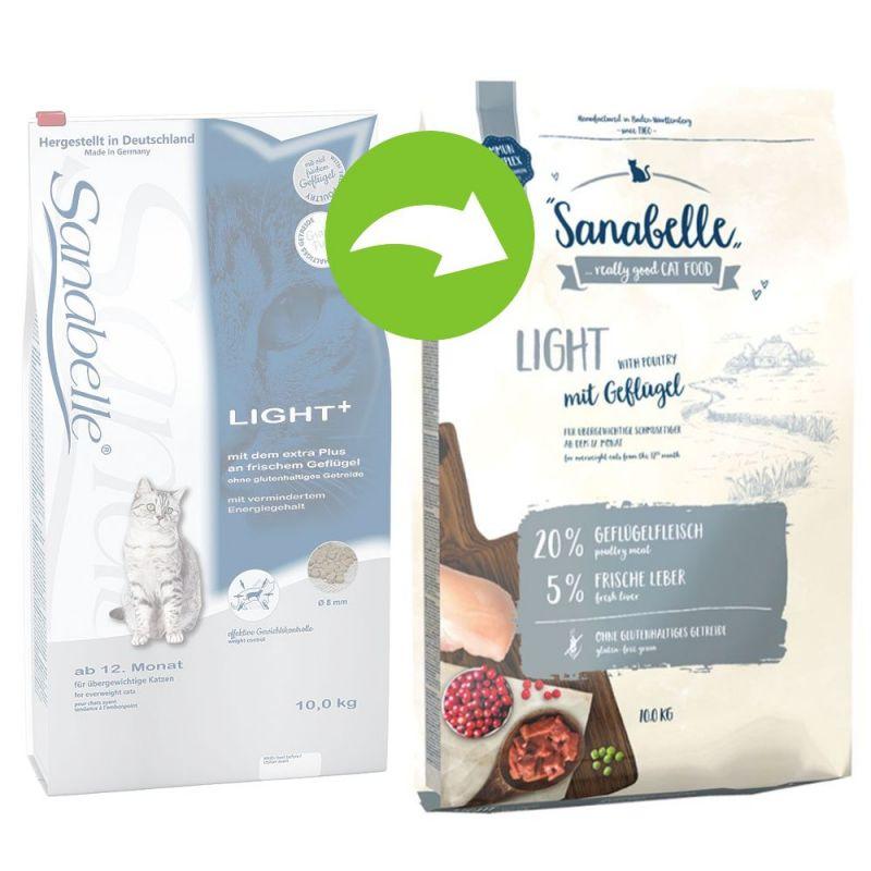 Sanabelle Light con ave