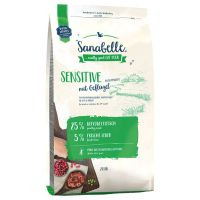 Sanabelle Sensitive, volaille pour chat
