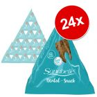 Sanabelle Snack tetraéderben, gazdaságosan 24 x 20 g