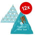 Sanabelle Snack tetraéderben, gazdaságosan 12 x 20 g