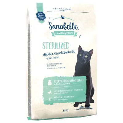 Sanabelle Sterilized con ave