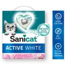 Sanicat Active White Lotus Flower Katzenstreu