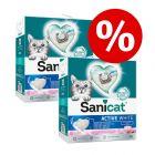 Sanicat arena para gatos - Pack Ahorro