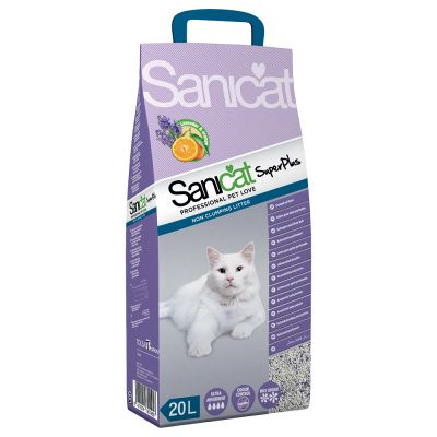 Sanicat Superplus Cat Litter