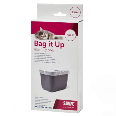Savic Bag it Up Litter Tray Bags