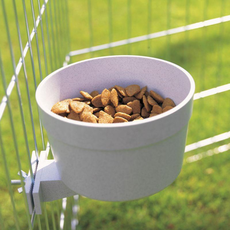 Savic Crock foderskål med skruemontering