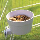 Savic Crock foderskål med skruvfäste