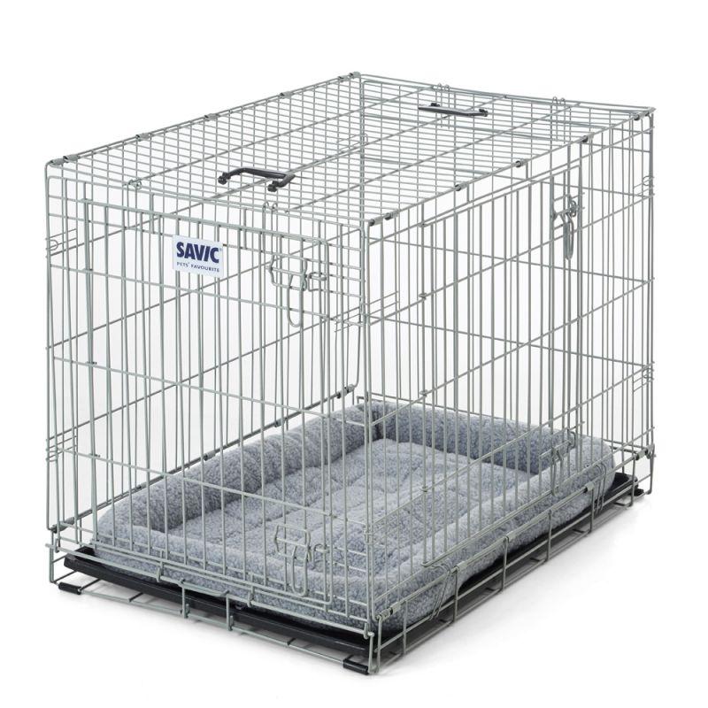 Savic klec Dog Residence včetně polštáře