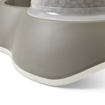 Savic Loop Food Dispenser – light grey
