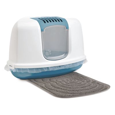 Savic Nestor Corner Litter Box