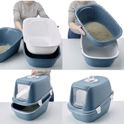 Savic Reina Cat Litter Tray with Sieve