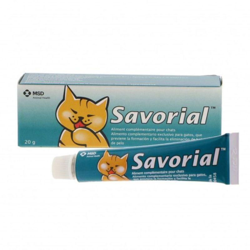 Savorial pasta de malta para gatos