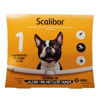 Scalibor® collare antiparassitario per cani tg media e piccola