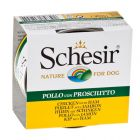 Schesir Adult filete de pollo en latas 6 x 150 g