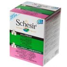 Schesir Jelly Pouches Mixed Pack 6 x 100g