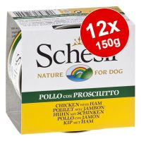 Schesir Adult Value Pack 12 x 150g