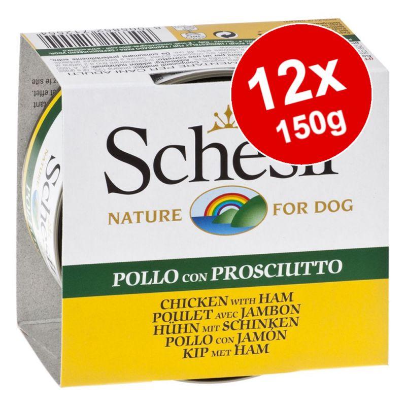 Schesir Adult Value Pack 12 x 150g