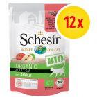 Schesir Bio bolsitas 12 x 85 g