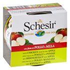 Schesir Fruit em latas 6 x 150 g