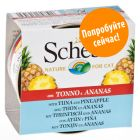 Пробная смешанная упаковка Schesir Fruit 6 x 75 г