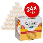 Бонус опаковка Schesir Fruit 24 x 75 г
