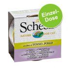 Schesir in Brühe Katzenfutter Einzeldosen 1 x 70 g