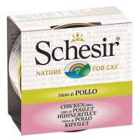 Schesir in Broth 6 x 70g