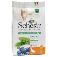 Schesir Natural Selection Adult Sterilized con Anatra