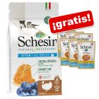 Schesir Natural Selection Kitten pienso + sopa Schesir ¡gratis!