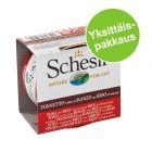 Schesir Natural with Rice 1 x 85g