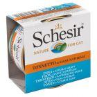 Schesir Natural σε Σάλτσα 6 x 70 g