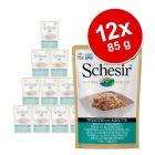 Schesir, saszetki, 12 x 85 g