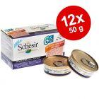 Schesir Small in Jelly -säästöpakkaus 12 x 50 g