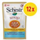 Schesir Soup 12 x 85 g sopa para gatos