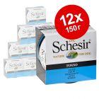 Икономична опаковка Schesir 12 x 150 г