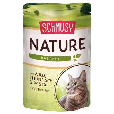 Schmusy Nature Balance in Pouches - 12 x 100g