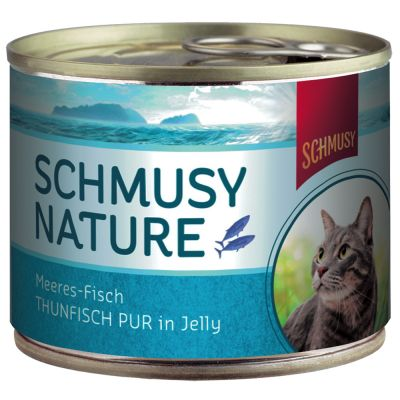 Schmusy Nature Ocean Fish Cans 12 x 185g